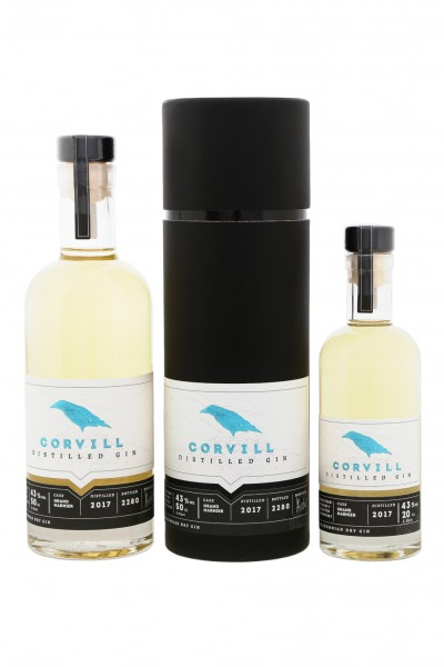 CORVILL Distilled Gin