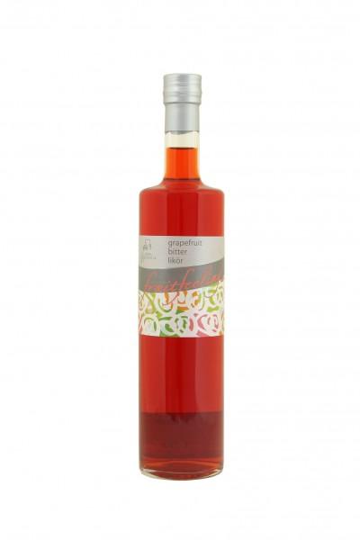 Bitter-Grapefruit-Likör