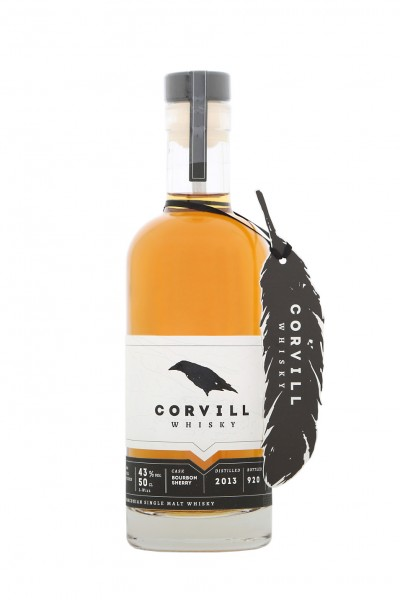 CORVILL Single Malt Whisky
